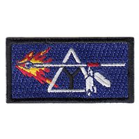 97 AMW Pencil Patch