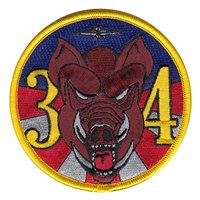 CS-34 Friday Patch