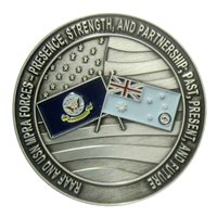 RAAF and USN P-8A Poseidon Coin