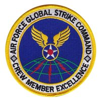 AFGSC CME Patch