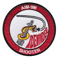 83 FWS AIM-9M Shooter Patch