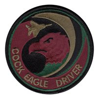 67 FS Eagle Driver Subdued Patch