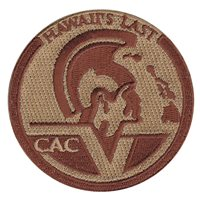 VP-4 CAC-V Desert Patch