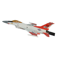 445 FTS F-16C Fighting Falcon Briefing Sticks