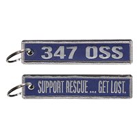 347 OSS Key Flag