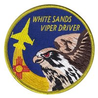 54th Fighter Group Viper Driver Patch