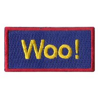 15 AS Woo! Pencil Patch