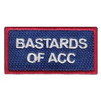 434 FTS Bastards of ACC Pencil Patch