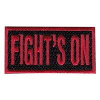 25 FTS Fight's On Pencil Patch