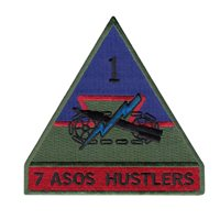 7 ASOS Friday Patch