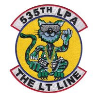 535 AS Heritage LPA Patch