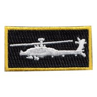 AH-64 Apache Longbow Pencil Patch