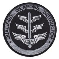VMFAT-501 Qualified Weapons Instructor Patch