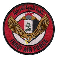 Iraqi Air Force Patch