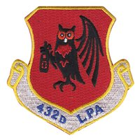 432 WG LPA Patch