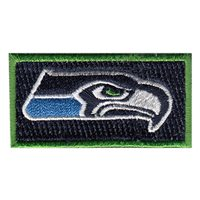 92 ARW Seahawks Pencil Patch