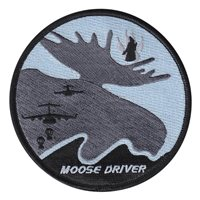 517 AS Moose Driver Friday Patch