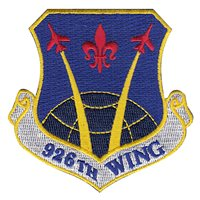 926 WG Patch
