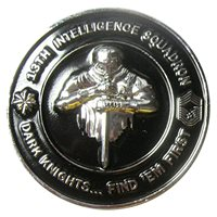 13 IS Command Team Coin