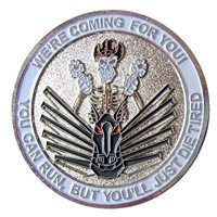 366 AMXS Commander Coin