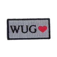 315 WPS WUG Heart Patch