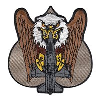 TPS Class 16A Friday Patch