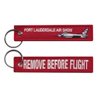 Fort Lauderdale Air Show Key Flag