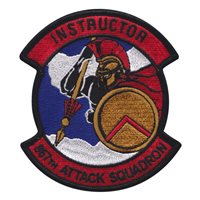 867 ATKS Instructor Patch
