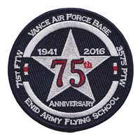 71 FTW 75th Anniversary Patch