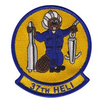 37 HS Heritage OCP Patch