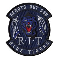AFROTC Det 538 Rochester Institute of Technology Patch