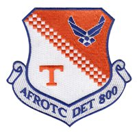 AFROTC Det 800 University of Tennessee Patch