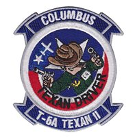 Columbus T-6A Texan II Driver Patch
