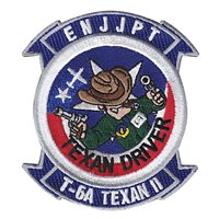 ENJJPT T-6A Texan II Driver Patch