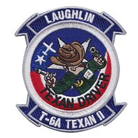 Laughlin T-6A Texan II Driver Patch