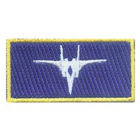 194 FS F-15C High Tech Eagle Pencil Patch