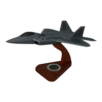 1 OG F-22 Custom Airplane Model