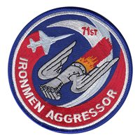 71 FTS Ironmen Aggressor Patch