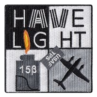 TPS 15B Have Light Patch