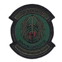 26 WPS Sensor Operator Subdued  Patch