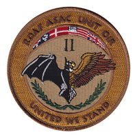 RDAF ASAC Unit OIC Patch