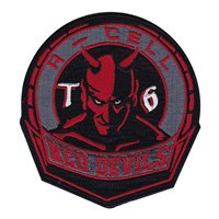 434 FTS T-6 Devil Patch
