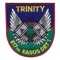 817 EASOS Det 1 Color Patch