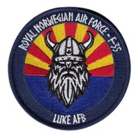 Royal Norwegian F-35 Patch