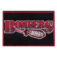Bombers Crossfit Patch