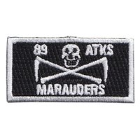 89 ATKS Marauders Pencil Patch
