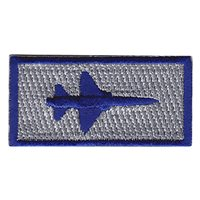 T-38 Gray Pencil Patch