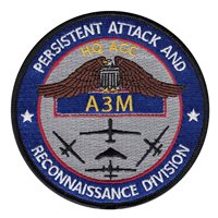 HQ ACC A3MU Patch