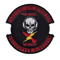 MASS-1 Helicopter Director Patch