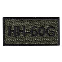 HH-60G Pave Hawk Pencil Patch